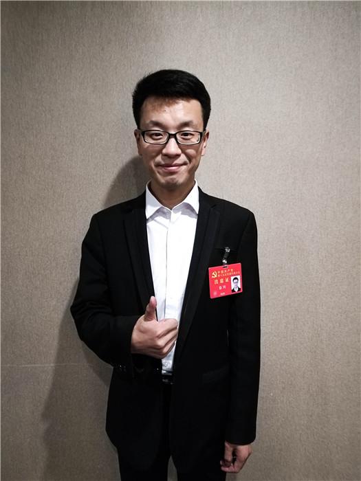 十九大代表、南京航空航天大学能源与动力学院党委副书记徐川