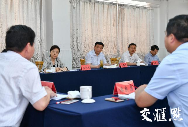 娄勤俭在南京扬州镇江专题调研:以人民群众满