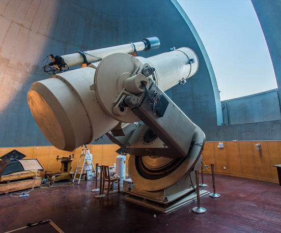 紫台近地天体望远镜