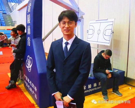 谢庆逸 应聘学生 机车车辆学院动车组检修