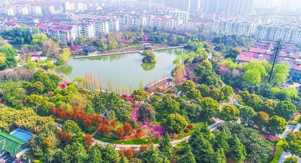 来看这些被命名为江苏省生态园林城市的名单中,有你家乡吗?