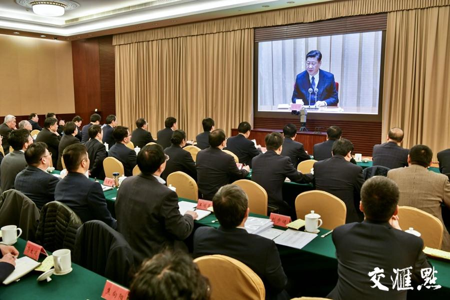 学习贯彻总书记中央政法工作会议重要讲话精神,娄勤俭提要求