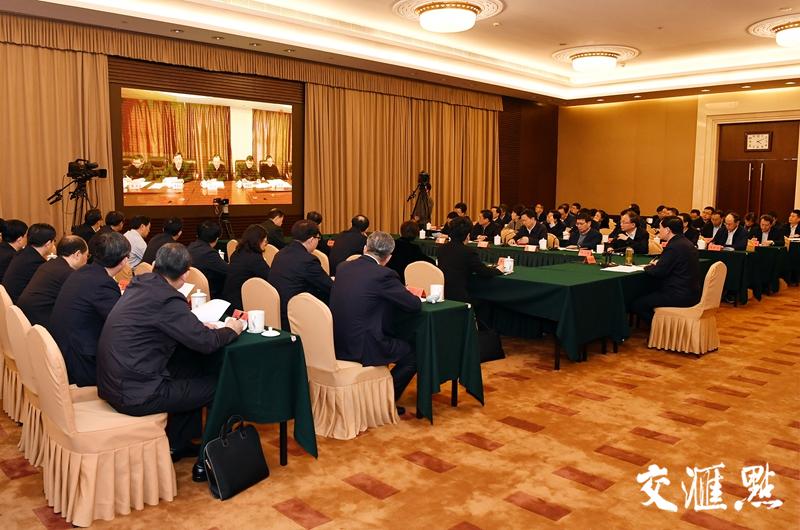 江苏省委常委会:以对人民群众极端负责的精神,全力救援善后深刻反省反思全面排查整治