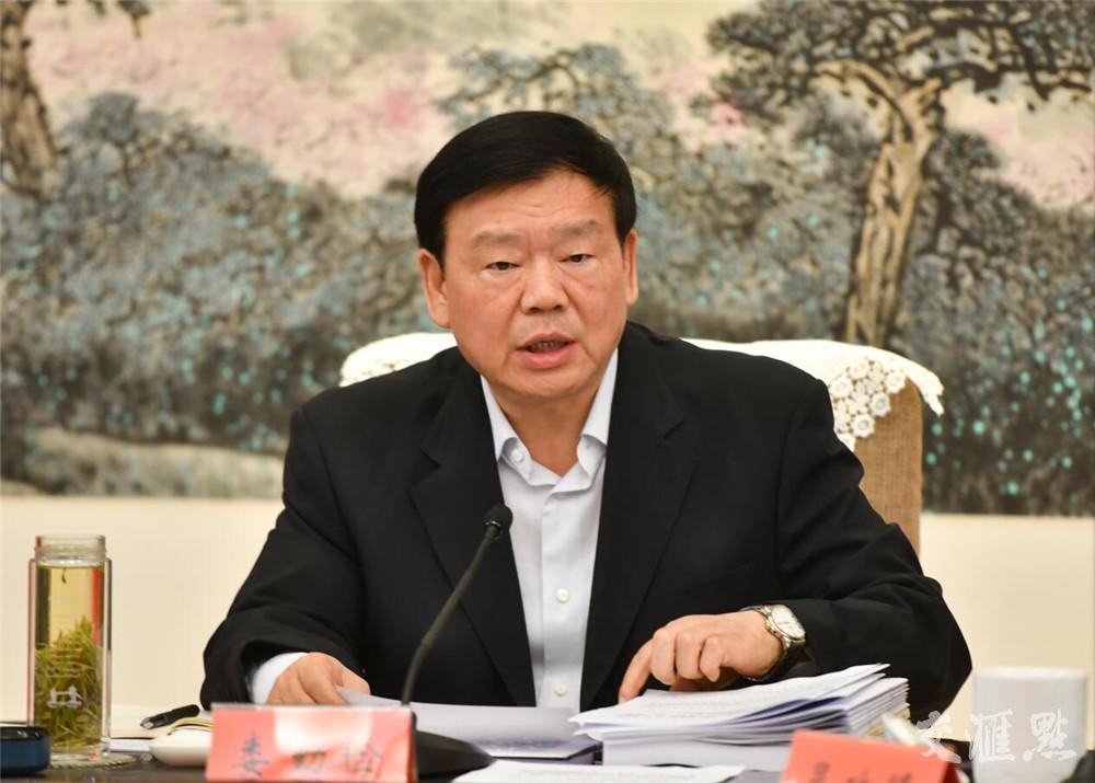 江苏省委书记娄勤俭。