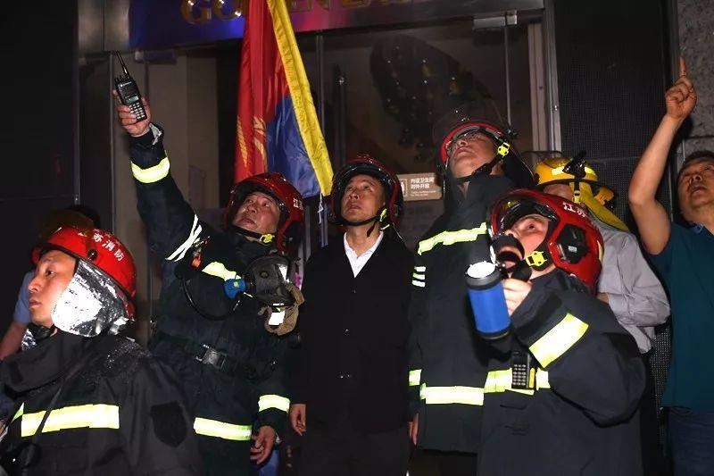 临沂招聘网_江苏消防揭秘:南京金鹰购物中心火灾是如何扑灭的?