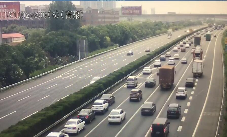 滚动 | 端午返程高峰来啦!江阴大桥、苏通大桥等地拥堵