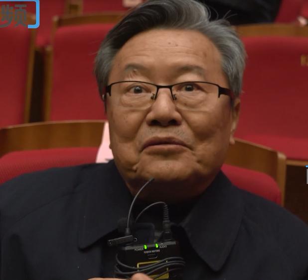 陜西省文聯副主席、著名文化學者肖云儒