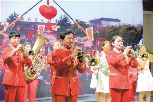 马庄农民乐团