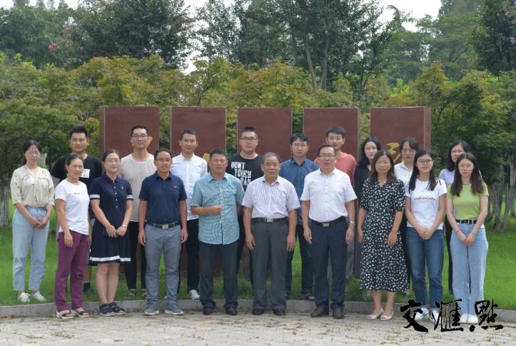 江苏省农科院甘薯分子育种创新团队