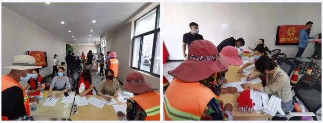 闻令而动 南京侨青组织巾帼抗疫突击队奔赴一线