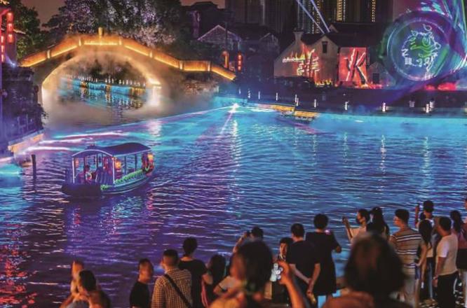 无锡清名桥历史文化街区
