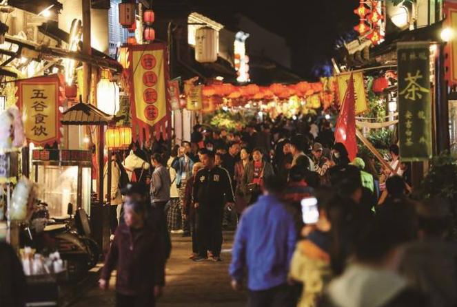 扬州运河・盂城驿历史文化街区